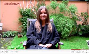 kanalen.tv möter...Karin Ström  – webb-tv-inlägg