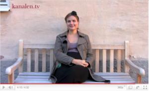 kanalen.tv möter... Paulina Modlitba Söderlund - webb-tv-inlägg