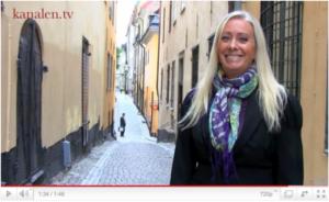 kanalen.tv möter... Petra Elisson - webb-tv-inlägg
