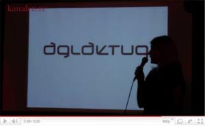kanalen.tv besöker... bokförlaget Aglaktuqs releasefest med litterär salong del 1 - videoinslag, webb-tv