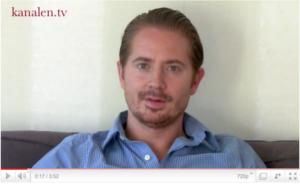 kanalen.tv möter... Mikael Rostila - videoinslag, webb-tv