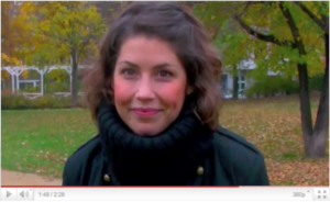 kanalen.tv möter... Johanna Paues Darlington i Berlin - videoinslag, webb-tv