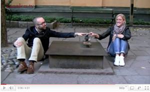 kanalen.tv möter Niklas Holmberg och kompis - webb-tv-inlägg